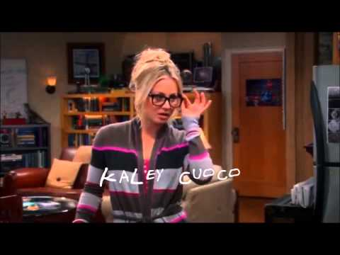 The Big Bang Theory Intro Friends Style
