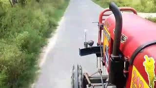 Eicher tractor 242 super star || ट्रैक्टर स्टंट , कार्य