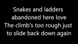 The Wombats - Jump Into The Fog (LYRICS)