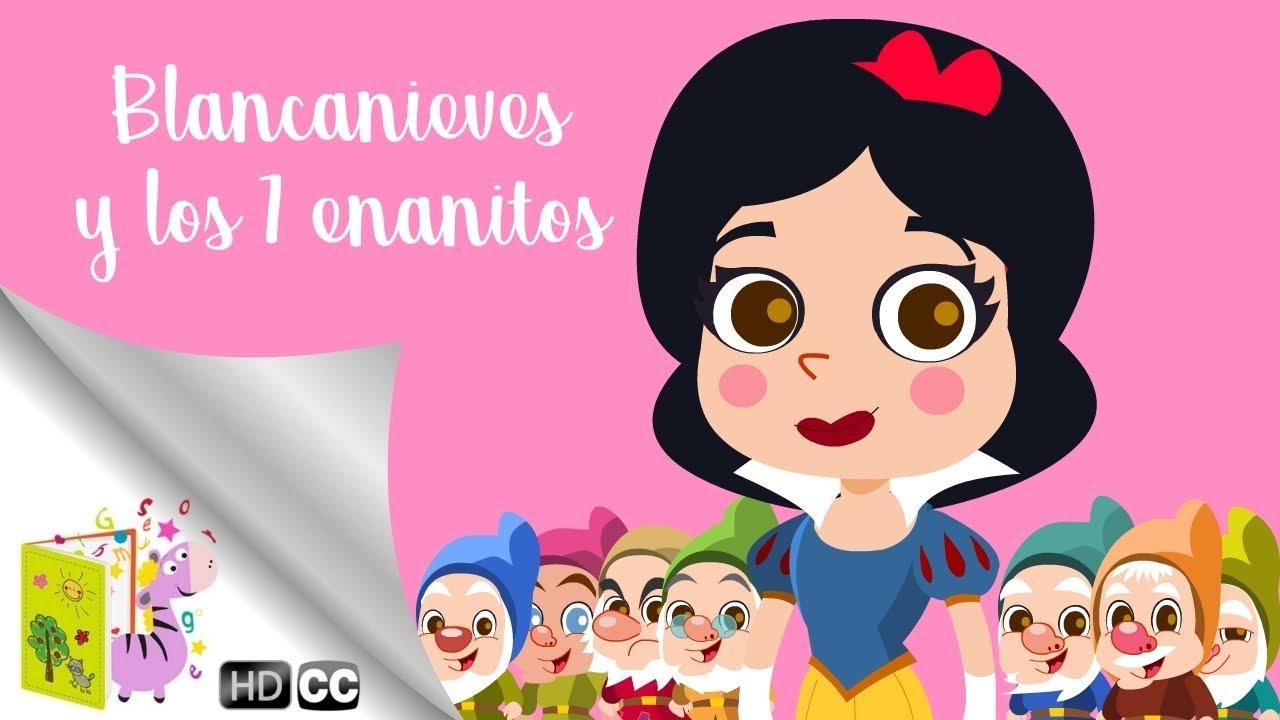 Blancanieves y los siete enanitos cuentos infantiles en - Blancanieves youtube cuento ...
