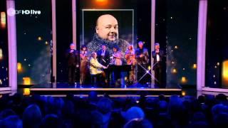 Niemals geht man so ganz (Trude Herr 1987) Musikalisches Gedenken an Dirk Bach - DIE GOLDENE KAMERA