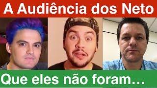 Veja a Audiência que o Felipe Neto e o Luccas não foram, por medo das provas contra eles! thumbnail