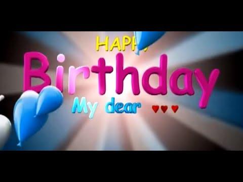 Wish U Happy Birthday Many Many Happy Returns Of This Happy Day