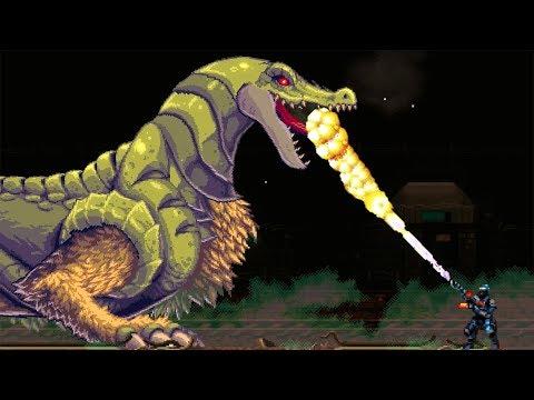 The Mummy Demastered (Metroidvania) - All Bosses/Final Boss