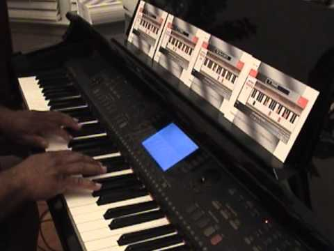 Gospel Piano: Learn Passing Chords (piano version)