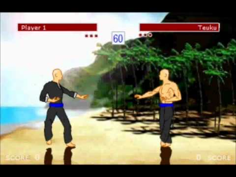 Pencak Silat - Fighting Game Online