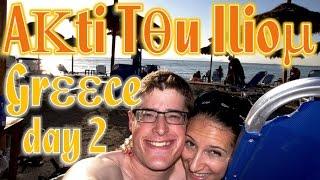 COSTA DEL SOL (Greece day 2) (Vlog 6x13)