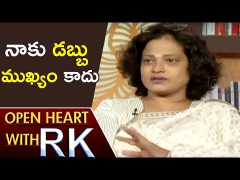Disco Shanti Over Srihari Alcohol Addiction, Financial Status | Open Heart With RK | ABN Telugu