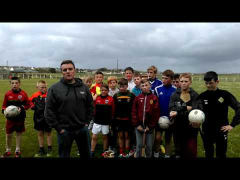 Ballyheigue GAA Féile Peile 2016
