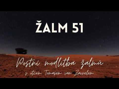 Žalm 51 - postní modlitba