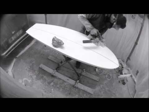 Shape Retro Fish Surf 5'5