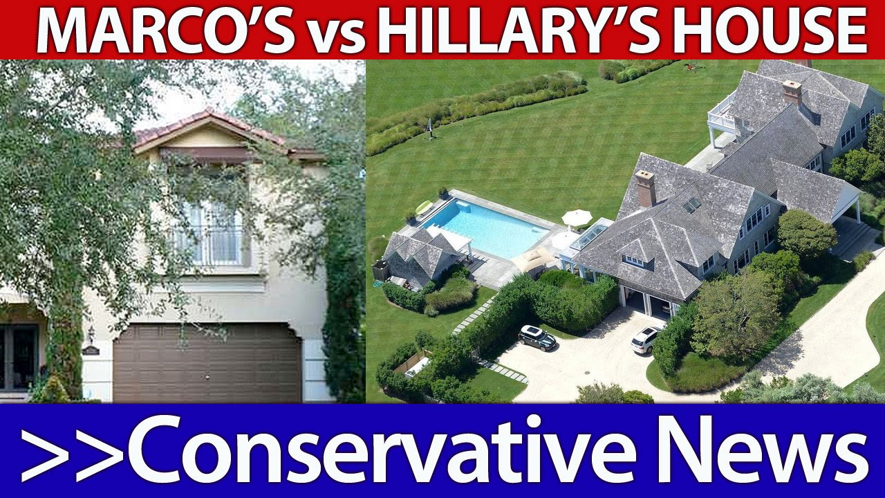 Picture of hillary clinton s house