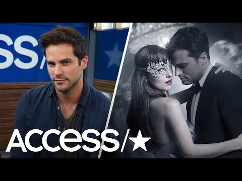 Brant Daugherty Hilariously Impersonates Anastasia Steele As He Reads 'Fifty Shades' Quotes  Access