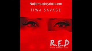 African Waist By Tiwa Savage Ft Don Jazzy