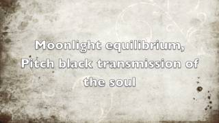 Moonlight equilibrium-The Black Dahlia Murder