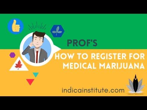 Medical Marijuana Registration (Canada)