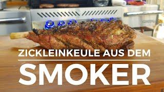 Junge Ziege aus dem Smoker   Rezept   Anleitung   Grill & Chill / BBQ & Lifestyle