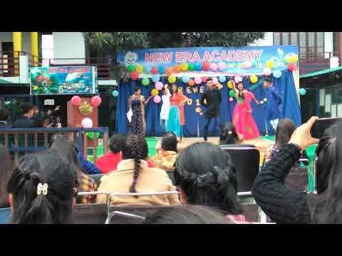 2019  Farewell party New Era Academy School