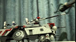 lego starwars death of general grievous