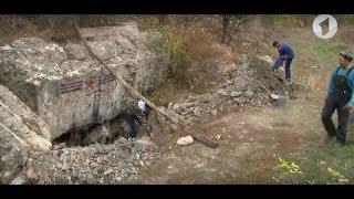В селе Подойма реставрируют ДОТ