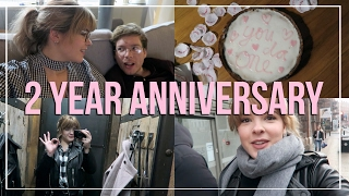 OUR TWO YEAR ANNIVERSARY Weekly Vlog