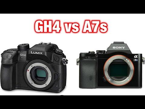 Sony A7s VS Panasonic GH4