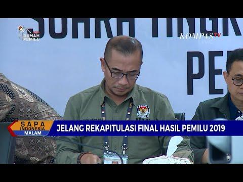DIALOG: Jelang Rekapitulasi Final Hasil Pemilu 2019 (Bag. 1)