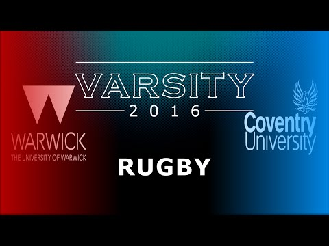 Varsity 2016: Rugby Union