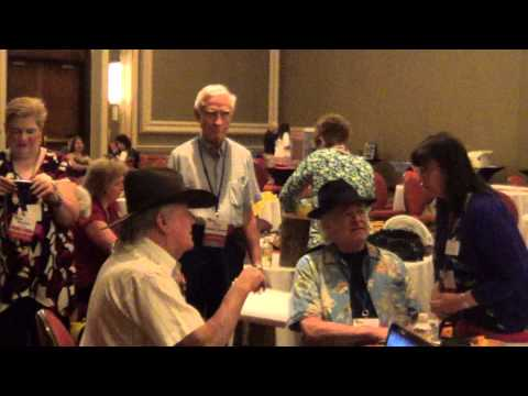 2013 High Chaparral Reunion, Don Collier, Henry Darrow, Ray DeWaay