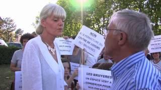 Les Clayes-sous-Bois : ils défendent le marché et le centre de loisirs