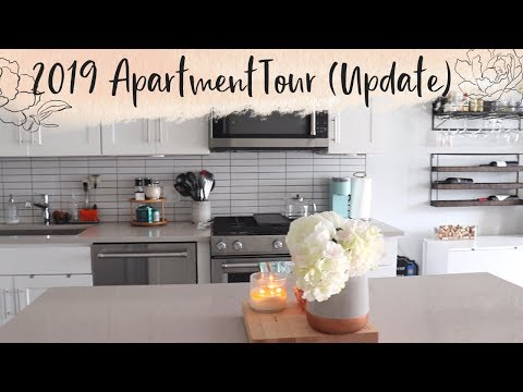 2019 Apartment Tour: Organizing & Storage Improvements We Made in 2018