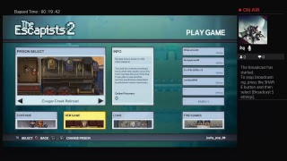 Live:() The escapist 2 | game chat is on season 2 part 3