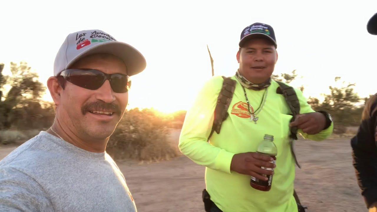 Una aventura  con mi compa Carlos y el viejon