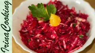 Салат из Свежих Овощей с Апельсином ✅ #ПП ✧ Ирина Кукинг