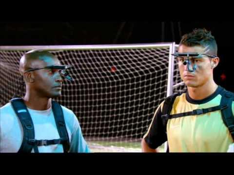 Ergoneers: Eye-Tracking Cristiano Ronaldo