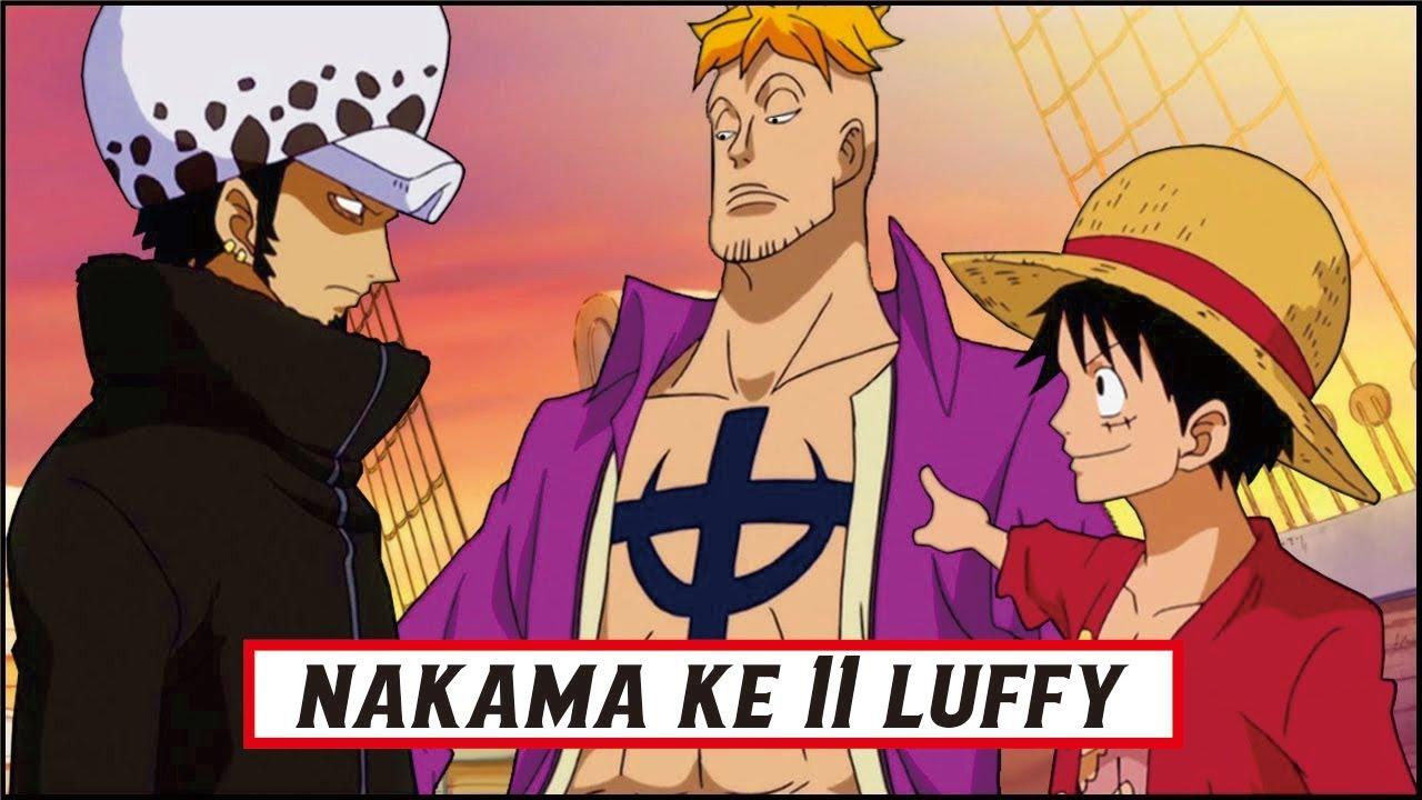 Inilah Nakama Ke 11 Topi Jerami Setelah Jinbei One Piece