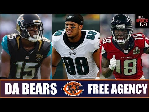 Chicago Bears Free Agency moves 2018