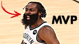 James Harden Is The NBA MVP Right Now...