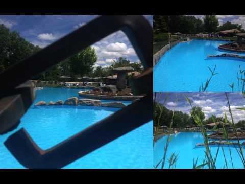 Piscina y terraza de verano hotel spa abadia de lo templarios la alberca salamanca youtube - Piscina climatizada salamanca ...