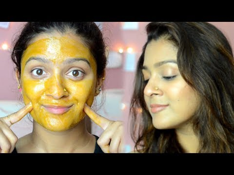 5 EASY DIY TWO-INGREDIENT FACE MASKS FOR BEST-LOOKING SKIN |CLEAR, GLOWING & HEALTHY | MegDIY