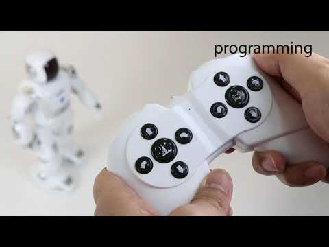 YCOO Program A bot X How to play Demo Video by Silverlit Toys