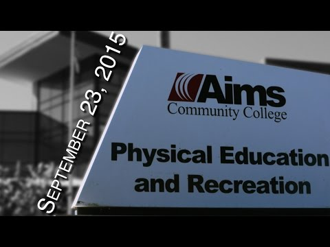 Aims Community College Physical Education and Recreation Center