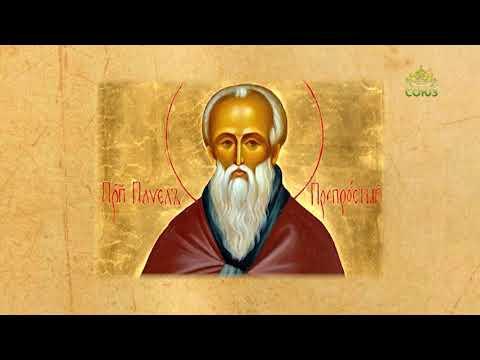 Церковный календарь. 17 октября 2020. Память преподобного Павла Препростого