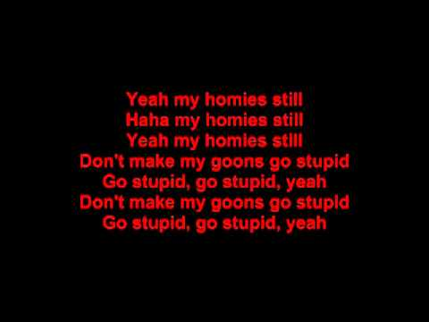 Lil Wayne - My homie still (Lyrics) Ft....