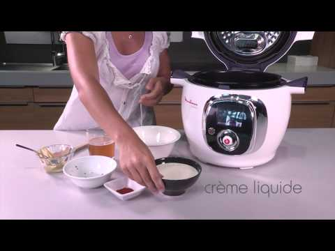 moulinex-cookéo-:-recette-facile-de-la-dinde-à-la-moutarde-(ce7041)