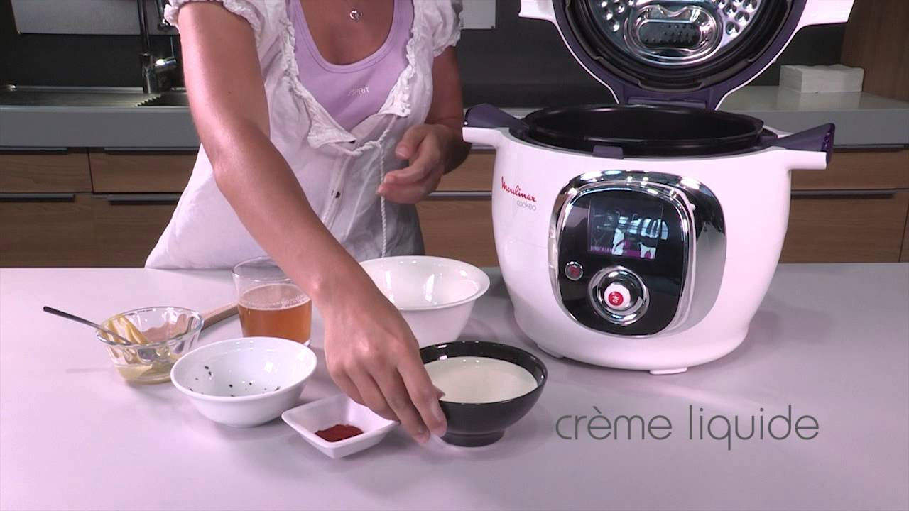moulinex cook o recette facile de la dinde la mouta. Black Bedroom Furniture Sets. Home Design Ideas