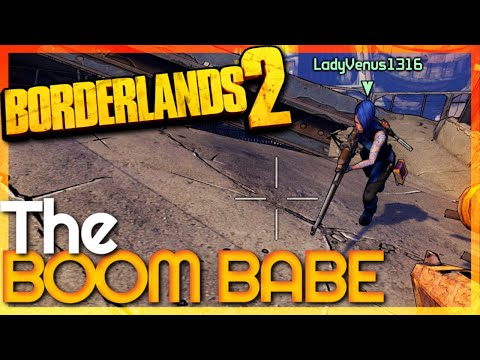 """The Boom Babe"" | 4K | Borderlands 2 #15"