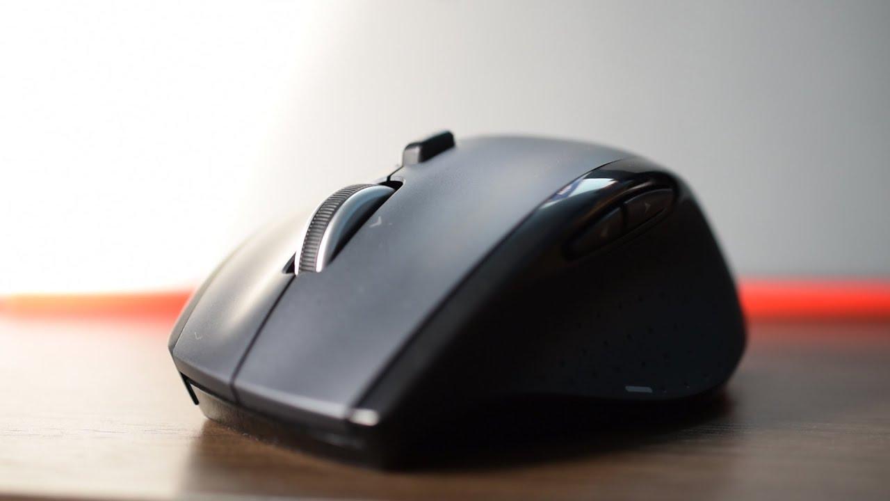 Logitech M705 Mouse review