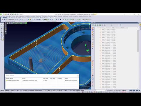 VISI 2017 R2 - 2D Waveform