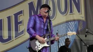 Albert Cummings - Lonely Bed - 6/4/16 Western Maryland Blues Festival